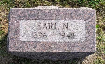 HIGBY, EARL NORTON - Ross County, Ohio | EARL NORTON HIGBY - Ohio Gravestone Photos