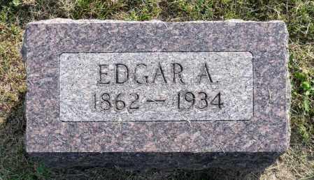 HIGBY, EDGAR AUGUSTUS - Ross County, Ohio   EDGAR AUGUSTUS HIGBY - Ohio Gravestone Photos
