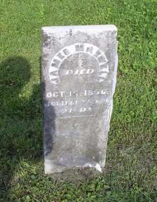 MAXWELL, JAMES - Ross County, Ohio   JAMES MAXWELL - Ohio Gravestone Photos