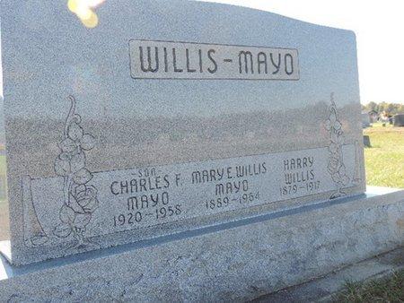 WILLIS, HARRY - Ross County, Ohio   HARRY WILLIS - Ohio Gravestone Photos