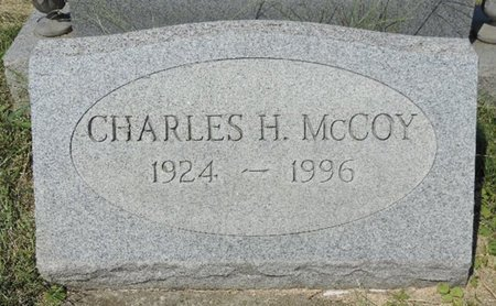 MCCOY, CHARLES H. - Ross County, Ohio | CHARLES H. MCCOY - Ohio Gravestone Photos