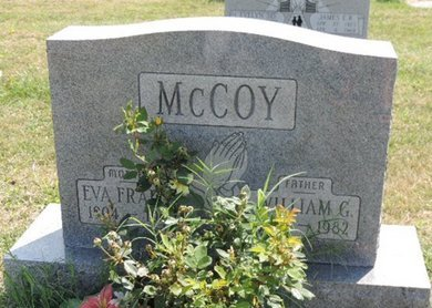 MCCOY, EVA - Ross County, Ohio | EVA MCCOY - Ohio Gravestone Photos