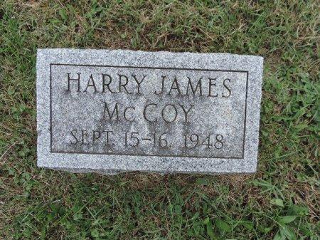 MCCOY, HARRY JAMES - Ross County, Ohio | HARRY JAMES MCCOY - Ohio Gravestone Photos