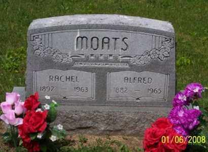 MOATS, ALFRED - Ross County, Ohio | ALFRED MOATS - Ohio Gravestone Photos