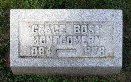 MONTGOMERY, GRACE - Ross County, Ohio | GRACE MONTGOMERY - Ohio Gravestone Photos
