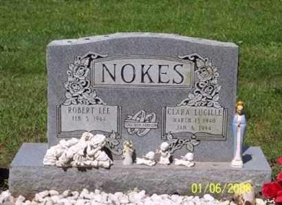 NOKES, CLARA LUCILLE - Ross County, Ohio | CLARA LUCILLE NOKES - Ohio Gravestone Photos