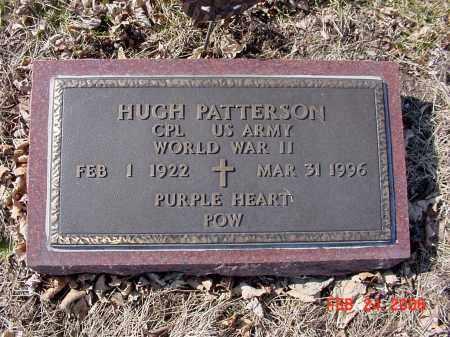 PATTERSON, HUGH - Ross County, Ohio | HUGH PATTERSON - Ohio Gravestone Photos