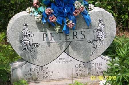 PETERS, JOSHUA - Ross County, Ohio | JOSHUA PETERS - Ohio Gravestone Photos