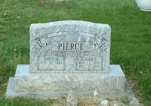 PIERCE, JOYCE A - Ross County, Ohio | JOYCE A PIERCE - Ohio Gravestone Photos