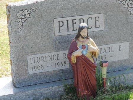 PIERCE, FLORENCE - Ross County, Ohio   FLORENCE PIERCE - Ohio Gravestone Photos