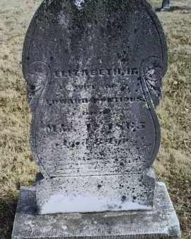 PONTIOUS, ELIZABETH H. - Ross County, Ohio | ELIZABETH H. PONTIOUS - Ohio Gravestone Photos