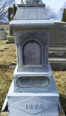 PONTIOUS, REUBEN - Ross County, Ohio   REUBEN PONTIOUS - Ohio Gravestone Photos