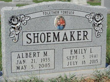 SHOEMAKER, ALBERT M. - Ross County, Ohio | ALBERT M. SHOEMAKER - Ohio Gravestone Photos