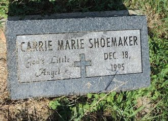SHOEMAKER, CARRIE MARIE - Ross County, Ohio | CARRIE MARIE SHOEMAKER - Ohio Gravestone Photos