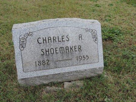 SHOEMAKER, CHARLES A - Ross County, Ohio | CHARLES A SHOEMAKER - Ohio Gravestone Photos