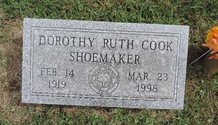 SHOEMAKER, DOROTHY RUTH - Ross County, Ohio | DOROTHY RUTH SHOEMAKER - Ohio Gravestone Photos