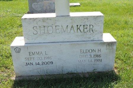 SHOEMAKER, EMMA L. - Ross County, Ohio | EMMA L. SHOEMAKER - Ohio Gravestone Photos