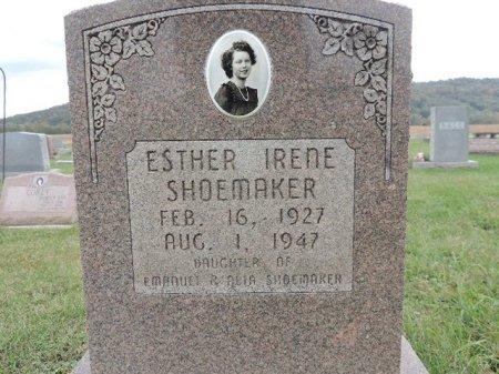 SHOEMAKER, ESTER IRENE - Ross County, Ohio | ESTER IRENE SHOEMAKER - Ohio Gravestone Photos