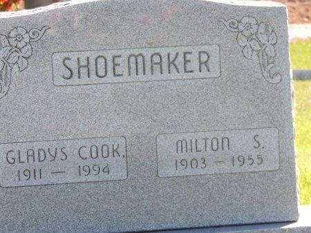 SHOEMAKER, GLADYS - Ross County, Ohio | GLADYS SHOEMAKER - Ohio Gravestone Photos