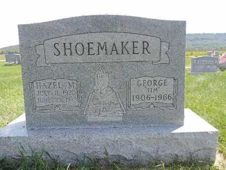 SHOEMAKER, HAZEL M - Ross County, Ohio   HAZEL M SHOEMAKER - Ohio Gravestone Photos