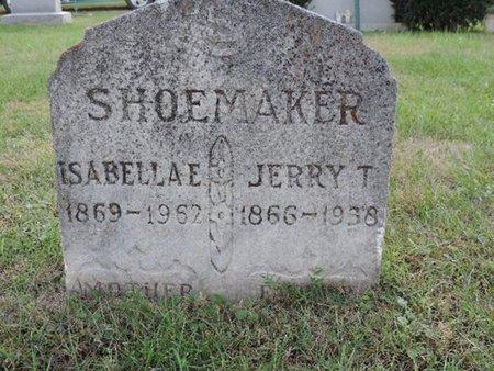 SHOEMAKER, JERRY T. - Ross County, Ohio | JERRY T. SHOEMAKER - Ohio Gravestone Photos