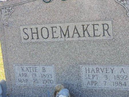 SHOEMAKER, HARVEY A - Ross County, Ohio | HARVEY A SHOEMAKER - Ohio Gravestone Photos
