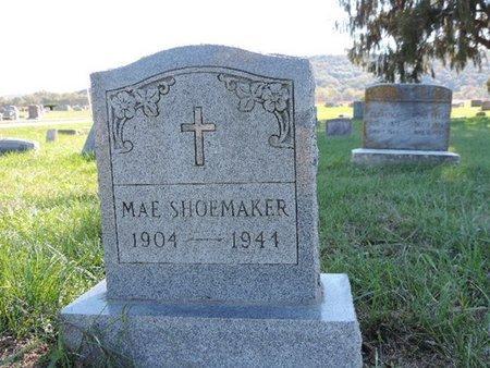 SHOEMAKER, MAE - Ross County, Ohio | MAE SHOEMAKER - Ohio Gravestone Photos