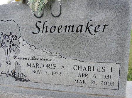 SHOEMAKER, CHARLES L - Ross County, Ohio | CHARLES L SHOEMAKER - Ohio Gravestone Photos