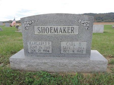 SHOEMAKER, CARL H. - Ross County, Ohio | CARL H. SHOEMAKER - Ohio Gravestone Photos