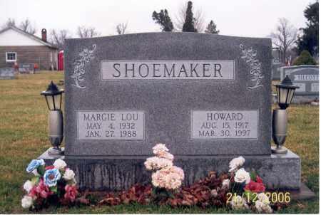 SHOEMAKER, HOWARD - Ross County, Ohio | HOWARD SHOEMAKER - Ohio Gravestone Photos