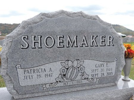 SHOEMAKER, GARY E - Ross County, Ohio   GARY E SHOEMAKER - Ohio Gravestone Photos
