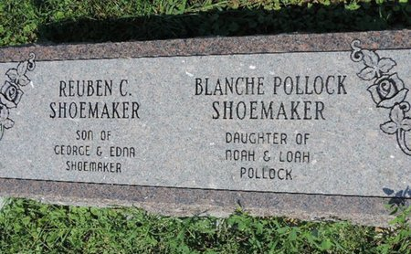 SHOEMAKER, BLANCHE - Ross County, Ohio | BLANCHE SHOEMAKER - Ohio Gravestone Photos