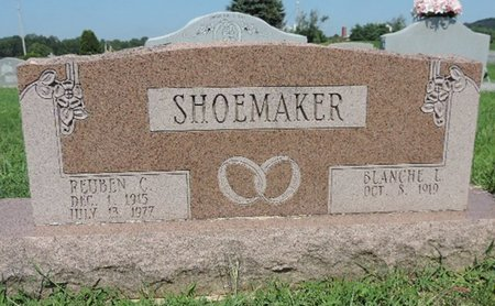 SHOEMAKER, REUBEN C. - Ross County, Ohio   REUBEN C. SHOEMAKER - Ohio Gravestone Photos