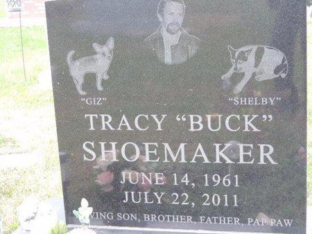 """SHOEMAKER, TRACY """"BUCK"""" - Ross County, Ohio   TRACY """"BUCK"""" SHOEMAKER - Ohio Gravestone Photos"""