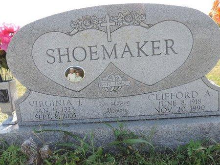 SHOEMAKER, CLIFFORD A. - Ross County, Ohio | CLIFFORD A. SHOEMAKER - Ohio Gravestone Photos