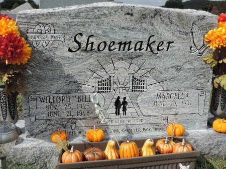 SHOEMAKER, WILFORD - Ross County, Ohio | WILFORD SHOEMAKER - Ohio Gravestone Photos