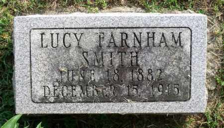 FARNHAM SMITH, LUCY - Ross County, Ohio | LUCY FARNHAM SMITH - Ohio Gravestone Photos