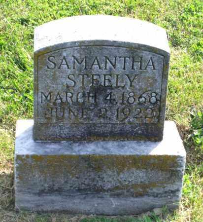 STEELY, SAMANTHA - Ross County, Ohio | SAMANTHA STEELY - Ohio Gravestone Photos