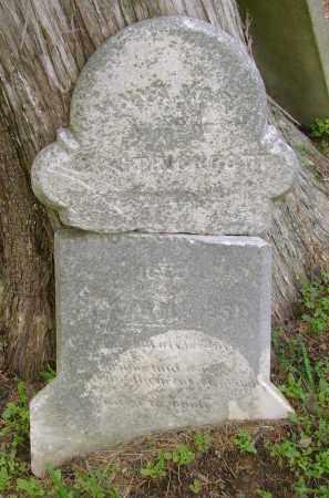 STRICKROTT, ANNA MARY - Ross County, Ohio | ANNA MARY STRICKROTT - Ohio Gravestone Photos