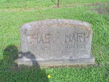 THACKER, MARY - Ross County, Ohio | MARY THACKER - Ohio Gravestone Photos