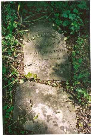 UHRIG, SEBASTIAN - Ross County, Ohio | SEBASTIAN UHRIG - Ohio Gravestone Photos