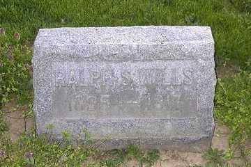 WILLS, RALPH S. - Ross County, Ohio | RALPH S. WILLS - Ohio Gravestone Photos