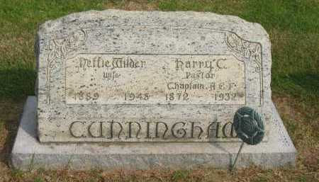 CUNNINGHAM, HARRY C. - Sandusky County, Ohio   HARRY C. CUNNINGHAM - Ohio Gravestone Photos
