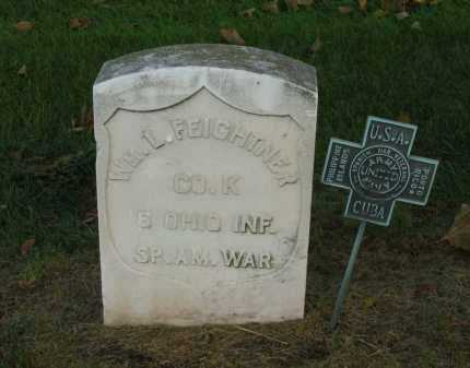 FEIGHTNER, WM. L. - Sandusky County, Ohio   WM. L. FEIGHTNER - Ohio Gravestone Photos