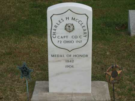 MCCLEARY, CHARLES H. - Sandusky County, Ohio | CHARLES H. MCCLEARY - Ohio Gravestone Photos