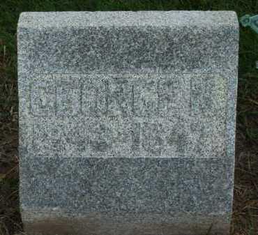 MILLER, GEORGE N. - Sandusky County, Ohio | GEORGE N. MILLER - Ohio Gravestone Photos