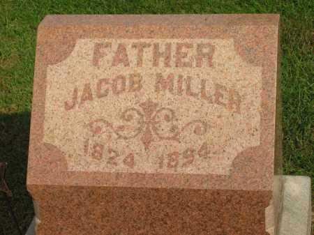 MILLER, JACOB - Sandusky County, Ohio   JACOB MILLER - Ohio Gravestone Photos