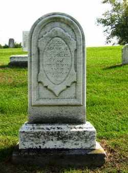MILLER, MARY E. - Sandusky County, Ohio | MARY E. MILLER - Ohio Gravestone Photos