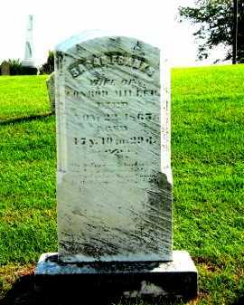 FRANKS MILLER, SARAH - Sandusky County, Ohio   SARAH FRANKS MILLER - Ohio Gravestone Photos