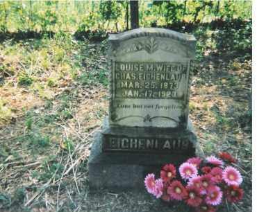 EICHENLAUB, LOUISE M - Scioto County, Ohio | LOUISE M EICHENLAUB - Ohio Gravestone Photos
